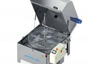 sproeiwasmachine voor industriele reiniging